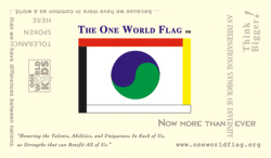 One World Flag,DavidBartholomew